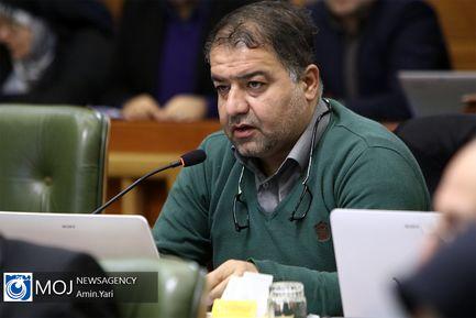 یکصد و هفتاد و نهمین جلسه شورای شهر تهران / مجید فراهانی
