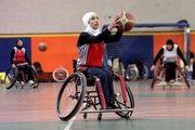 حضور 2 بانوی اصفهانی در  تیم ملی  بسکتبال با ویلچر
