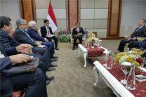 دیدار ظریف با رئیسجمهور اندونزی
