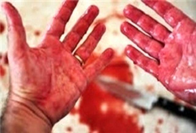 قتل یک مرد در خیابان شهید باکری اردبیل