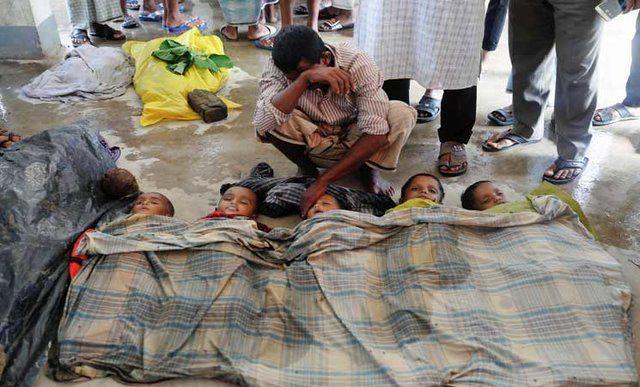 40 مسلمان روهینجایی مفقود شدند