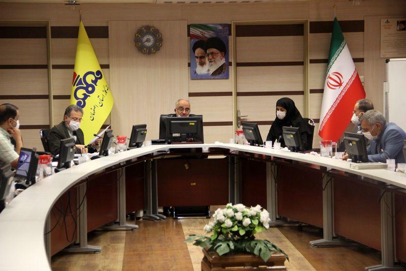 شرکت گاز اصفهان در رسیدگی به سلامت کارکنان خود سرآمد است