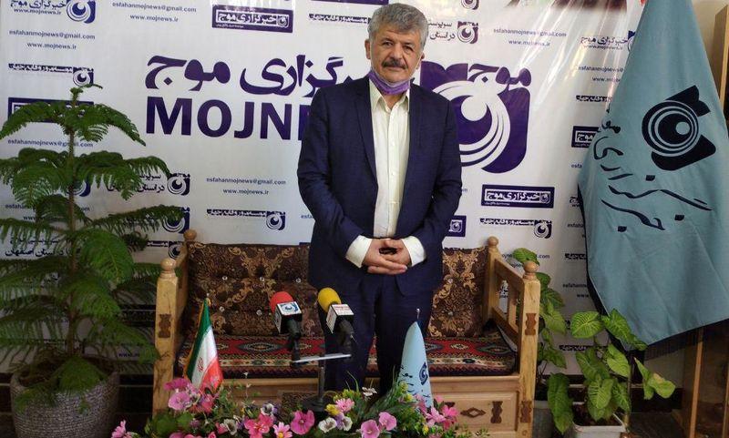 بازدید سرپرست فدراسیون پزشکی ورزشی ایران از دفتر خبرگزاری موج اصفهان