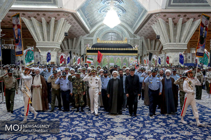 تجدید میثاق سازمان عقیدتی سیاسی ارتش با آرمان های امام راحل