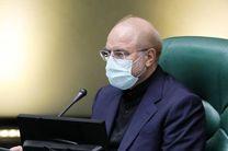قالیباف پیروزی حسن یزدانی و امیرحسین زارع را تبریک گفت
