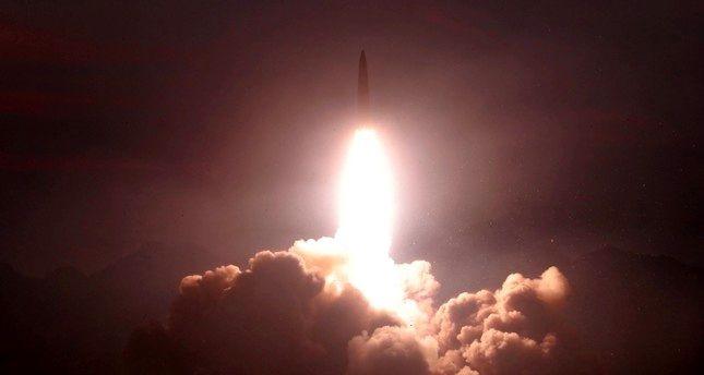 کره شمالی 2 موشک ناشناخته شلیک کرده است