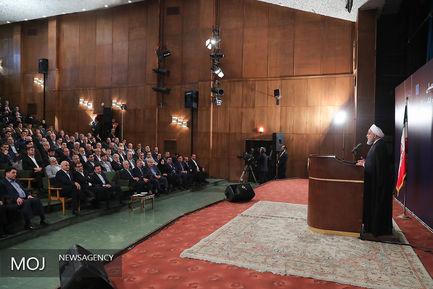 مراسم آغاز سال تحصیلی دانشگاه ها و مراکز پژوهشی با حضور روحانی