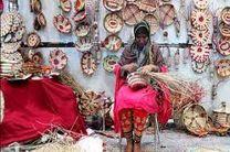 نمایشگاه صنایع دستی در لیردف جاسک گشایش یافت