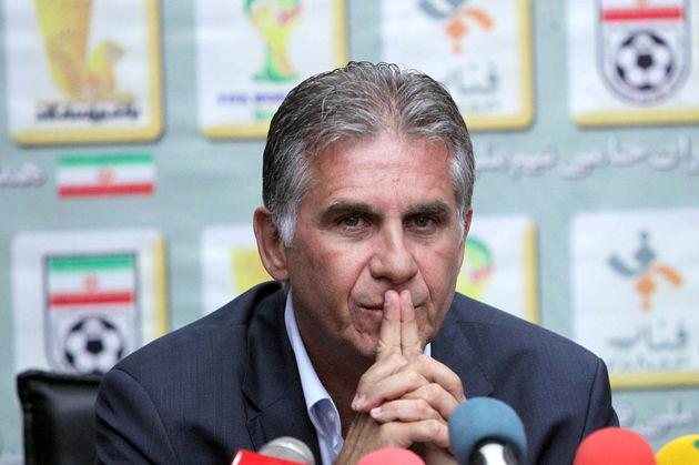 کیروش: نتایج ما حاصل صبر و تلاش بود/ ایران و برزیل، ارتباط کورینتیانس را تشکیل دادند
