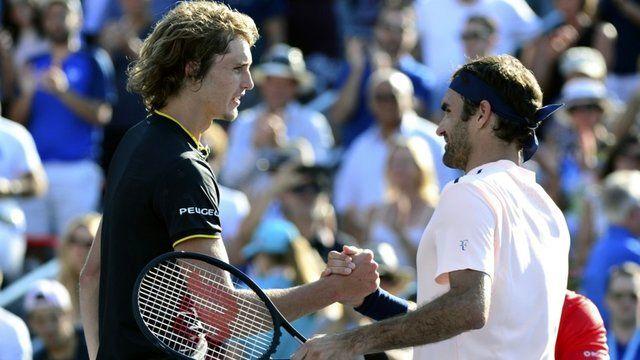 الکساندر زورف: همه تنیسورها دوست دارند فدرر مربیشان باشد