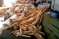 روزانه سه میلیون نان در الجزایر دور ریخته می شود