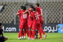 ساعت بازی الوحده امارات و پرسپولیس مشخص شد