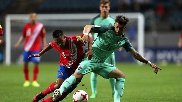 شانزده تیم حاضر در یک هشتم نهایی جام جهانی فوتبال جوانان