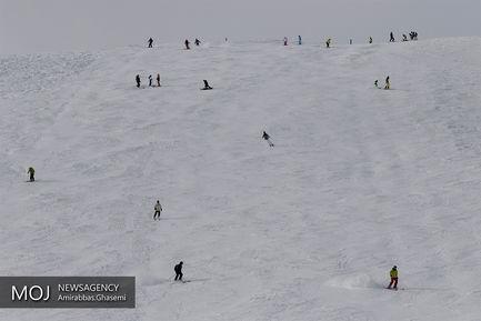 ورزش های زمستانی - اسکی