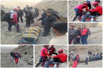 امدادرسانی هلال احمر به 210 حادثه دیده در اصفهان