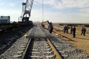 یکی از مهمترین پروژه استان یزد ساخت راه آهن یزد-اقلید است