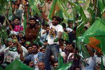 """حزب """"تحریک انصاف"""" در انتخابات میان دورهای پاکستان پیروز شد"""