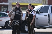 کشته شدن دو افسر پلیس آمریکا در تیراندازی تگزاس