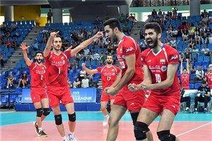 ترکیب تیم ملی والیبال ایران اعلام شد