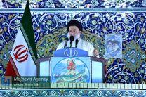 نماز عید فطر در خرمآباد به امامت آیت الله میرعمادی اقامه شد
