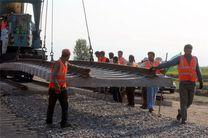 عملیات تونل شماره ۵ راهآهن میانه - اردبیل به اتمام رسید