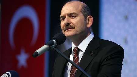 وزیر کشور ترکیه: عملیات علیه گروه پ.ک.ک تشدید می شود