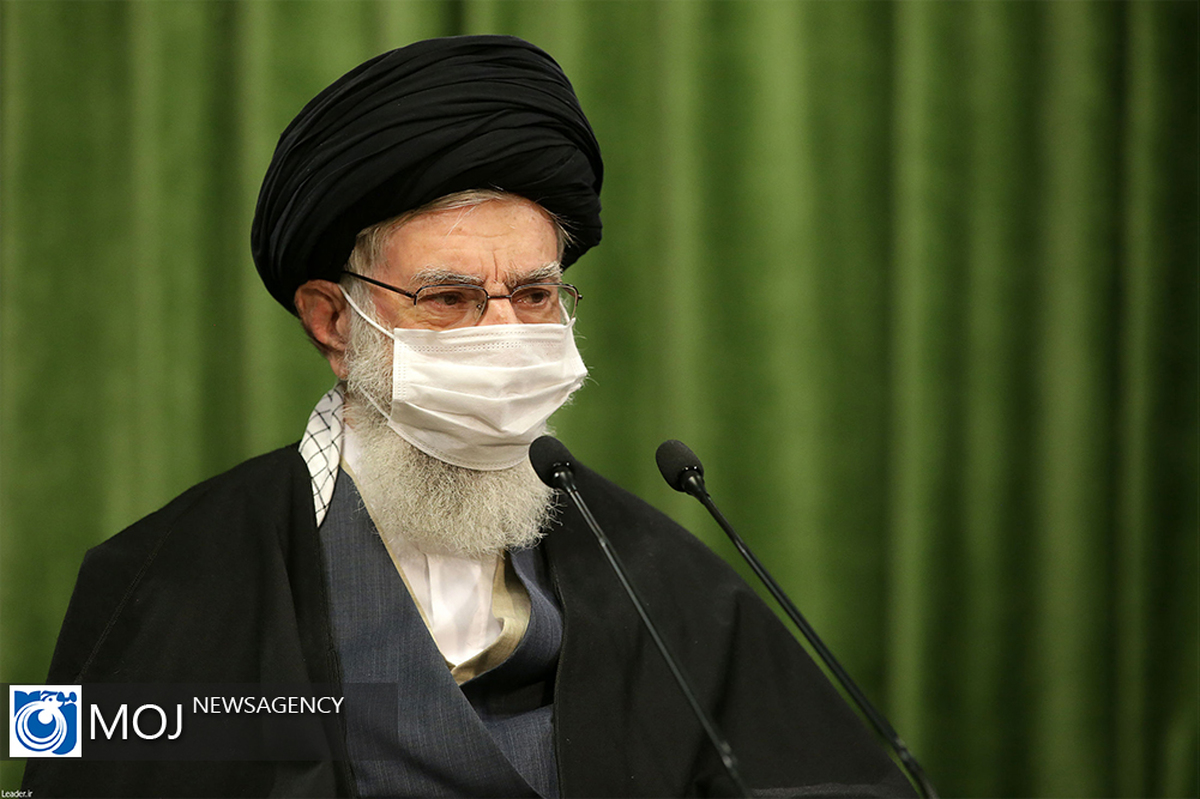 رهبر انقلاب اسلامی جمعه به صورت تلویزیونی سخنرانی خواهند کرد
