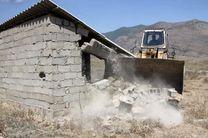 ۱۰۰۰فقره ساخت وساز غیرمجاز در غرب یاسوج شناسایی شد