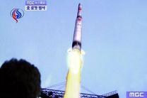 کره جنوبی از شکست آزمایش موشکی کره شمالی خبر داد