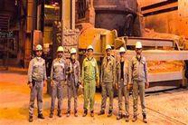طراحی، ساخت و نصب سقف قسمت شارژ فروآلیاژها در کارگاه RH ناحیه فولادسازی و ریختهگری