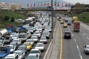 آخرین وضعیت جوی و ترافیکی جاده ها در ۲۵ اسفند اعلام شد