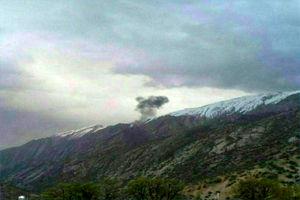 اعلام آمادگی هلال احمر اصفهان برای امداد رسانی به هواپیمای  سقوط کرده ترکیه ای