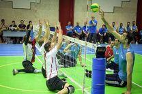 دومین پیروزی والیبال نشسته ایران مقابل هلند