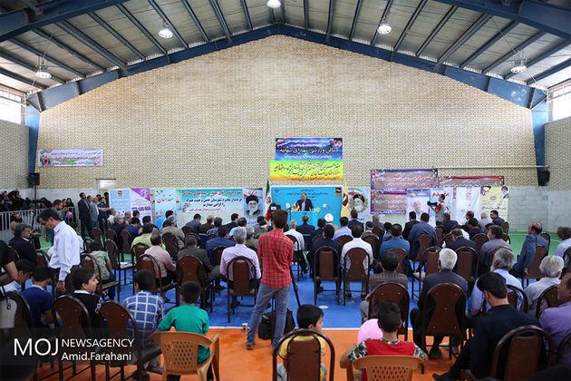 اجرای برنامه متنوع فرهنگی-ورزشی در هفته تربیت و بدنی ورزش مازندران