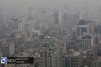 کدام مناطق تهران در وضعیت قرمز کیفیت هوا قرار دارند؟