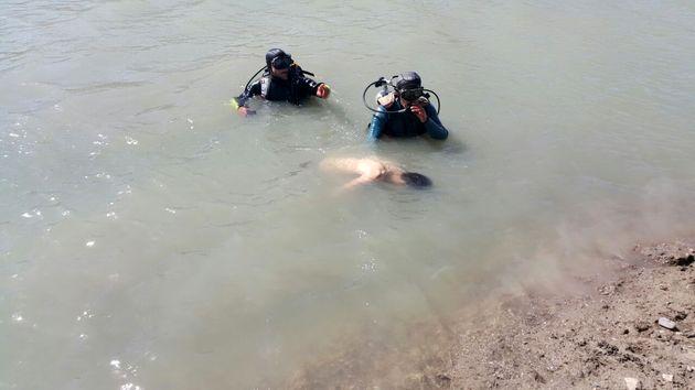غرق شدن جوان 23 ساله سنندجی در سد وحدت