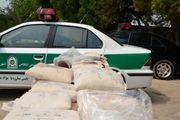 هلاکت 2 سوداگر مرگ و کشف 773 کیلو مواد مخدر در هرمزگان