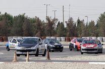 مریم حیدری در مسابقات اتومبیلرانی اسلالوم کشور به مقام قهرمانی رسید