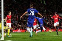 ساعت بازی منچستریونایتد و چلسی در فینال جام حذفی مشخص شد