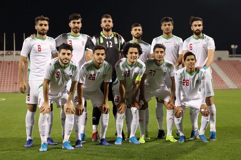 ترکیب اصلی تیم ملی فوتبال امید ایران مقابل ازبکستان مشخص شد