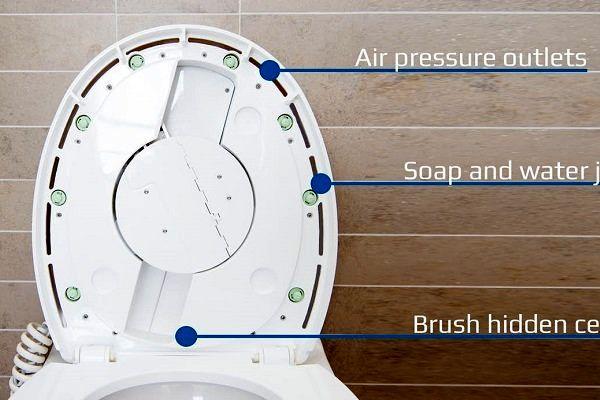 سرویس بهداشتی هوشمند ساخته شد