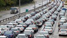 آخرین وضعیت جوی و ترافیکی جادهها در 1 شهریور اعلام شد