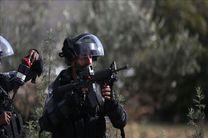 گلوله نظامیان صهیونیست بینایی یک چشم روزنامه نگار فلسطینی را گرفت