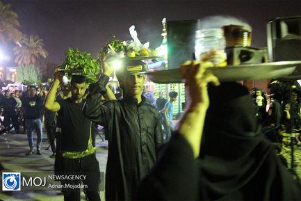 عزاداری عاشورای حسینی (ع) در اهواز