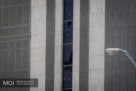 تیراندازی در مجلس شورای اسلامی