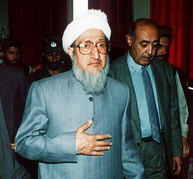 رئیس جمهور اسبق افغانستان درگذشت