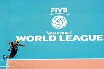 داوران هفته سوم لیگ جهانی والیبال در تهران معرفی شدند