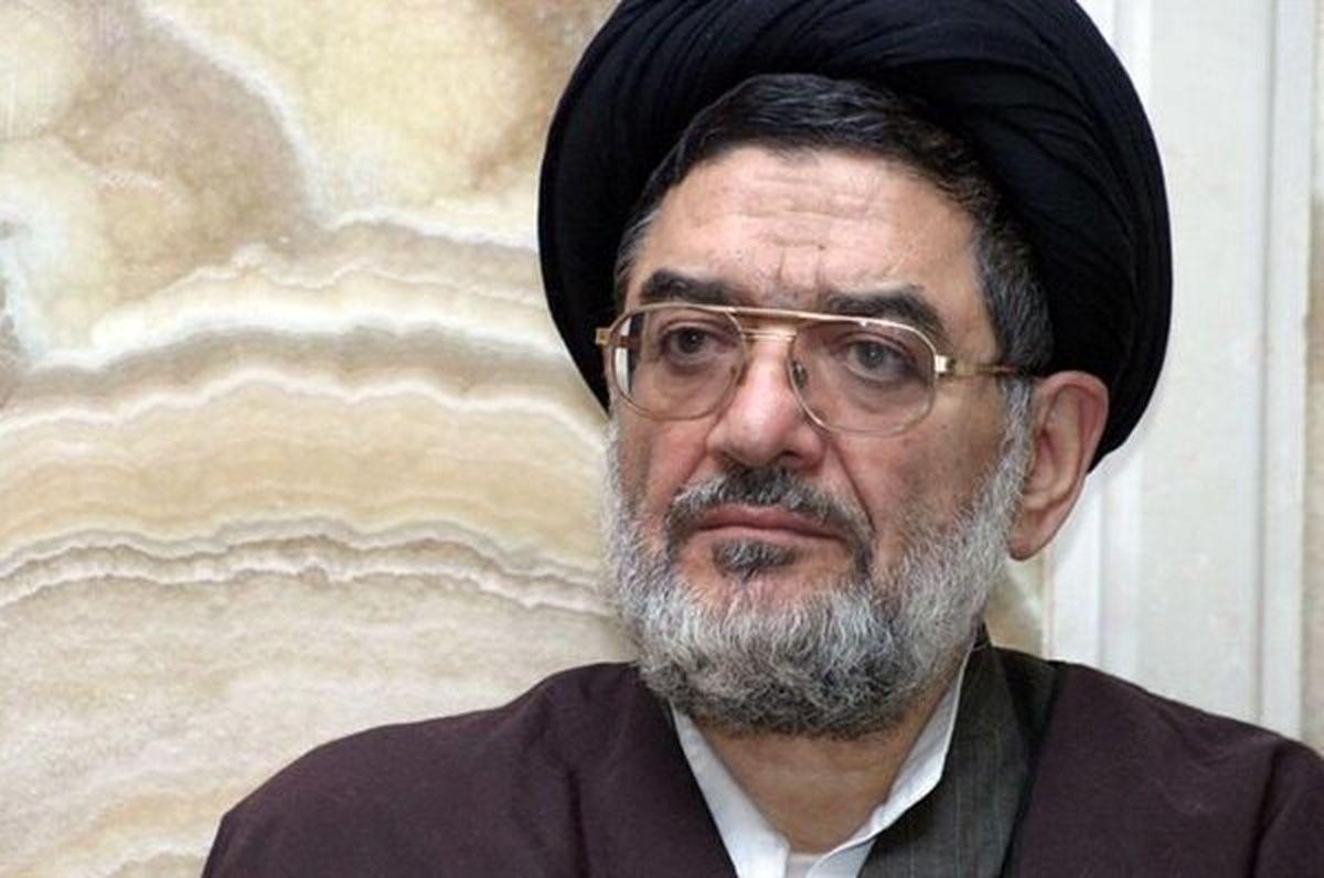 حجت الاسلام والمسلمین محتشمی پور دارفانی را وداع گفت