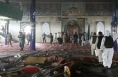 40 شهید و 50 زخمی در حمله به مسجد شیعیان کابل