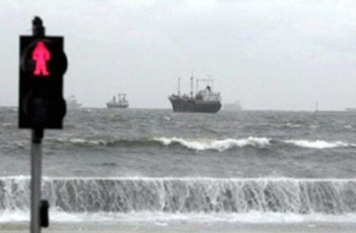 ممنوعیت تردد دریایی از بندرعباس به جزایر قشم و هرمز